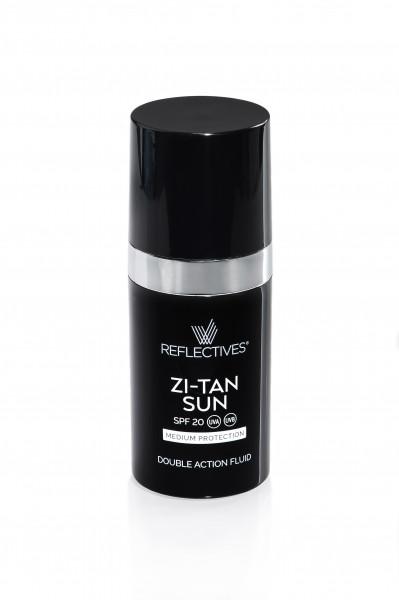 Zi-Tan Sun Double Action Fluid SPF 20: Sonnenschutzmittel mit UVA- und UVB-Filter