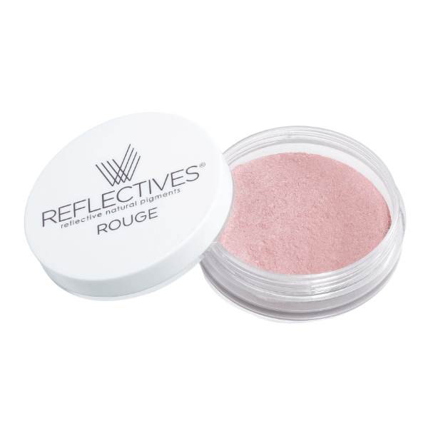 Rouge für helle Haut: geöffnete Ansicht von REFLECTIVES® Rouge light rose