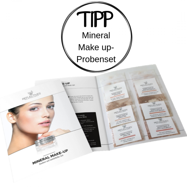 Proben-Set Mineral Make-up