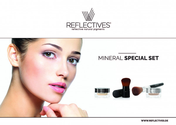REFLECTIVES MINERAL SPECIAL-SET